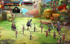 MyLegend : One piece Online 2 - 3