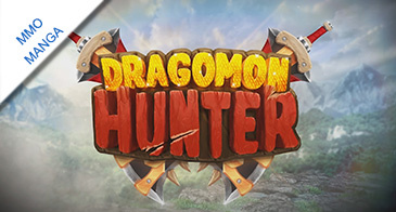 jeux-mangas  jeu dragomon hunter